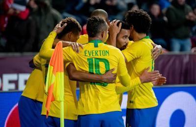 [코파 아메리카] 결승 골 넣은 제수스, 경고 누적으로 퇴장…브라질은 12년 만에 대회 우승