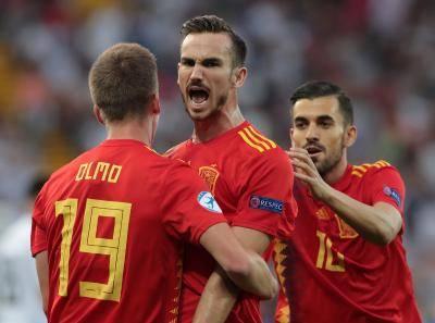 스페인, 독일 꺾고 UEFA U-21 챔피언십 우승…골든 플레이어는 루이스