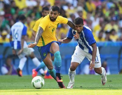 한때 '제2의 네이마르'였던 가비골, 2년 연속 브라질 리그 득점왕 차지할까