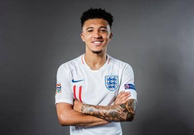 '잉글랜드 신성' 산초, A매치 데뷔 골…잉글랜드는 34초 만에 실점