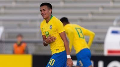 [U-17 월드컵 스카우팅 리포트] 차세대 브라질 중원의 사령관 헤이니에르