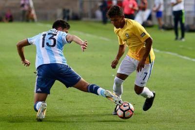 [U-17 월드컵 스카우팅 리포트] 새로운 브라질의 스타, 베론