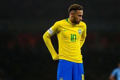 네이마르, 브라질 대표팀 역대 일곱 번째로 대기록 세우다