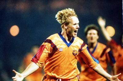 네덜란드 대표팀 감독 쿠만, 바르사가 부르면 바로 떠날 수 있다