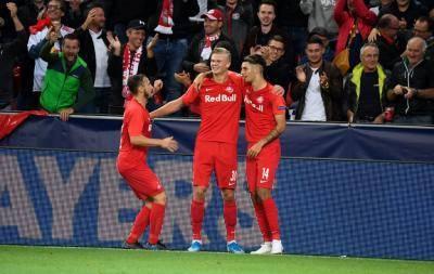 신성 홀란드, 챔스 역사상 첫 3경기 동안 6득점 기록