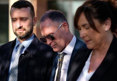 성폭행 혐의받았던 개스코인, 무죄 판결
