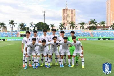 [U-17 월드컵] 김정수 호, 역대 세 번째로 8강 진출 성공