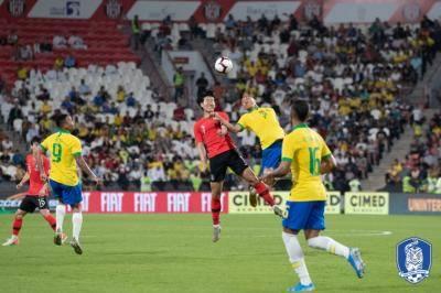 대표팀, 벤투 부임 이후 처음으로 3실점 패배