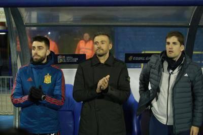 엔리케, 스페인 대표팀 감독으로 복귀하나
