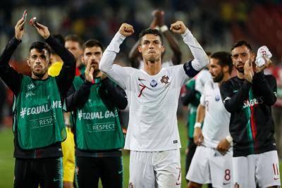 포르투갈 대표팀만 가면 날아다니는 호날두, A매치 통산 100득점까지 '-1'