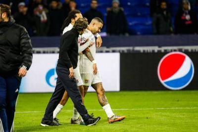'네덜란두' 데파이, 심각한 무릎 부상으로 사실상 유로 2020 불참