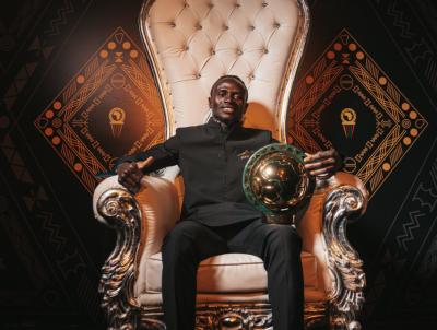 마네, 2019년 아프리카 올해의 선수상 수상