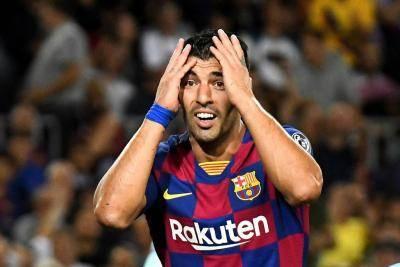 23경기 동안 14득점 넣었던 수아레스, 무릎 부상으로 4개월 이탈