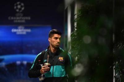 32살에 리그 폭격하던 수아레스, 수술대 올라… 레알과 1위 다투는 바르사 초비상