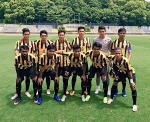 Malaysia U22 Seri 3-3 Bertemu Skuad Simpanan FC Machida Zelvia! Bukan Skuad Utama.
