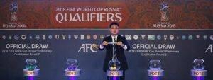 Pusingan Akhir Kelayakan Piala Dunia 2018 Zon Asia