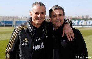 Bekas Ketua Jurulatih Kuala Lumpur, Ricardo Formosinho, Sertai Mourinho Di Manchester United