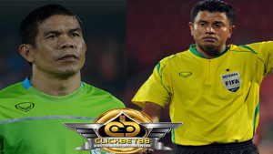 Akibat Rasuah, 2 Pengadil Thailand Di Gantung Dari  Aktiviti Bola Sepak Seumur Hidup
