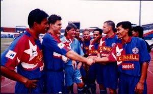 Bekas Kapten Johor FA 1998, Darren Stewart Sah Jurulatih Baru Maldives