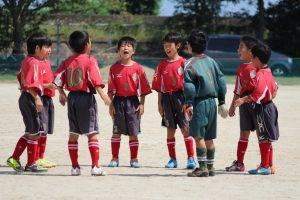 Bagaimana Kanak-Kanak Jepun Memilih Jalan Untuk Menjadi Pemain Bola Sepak Profesional