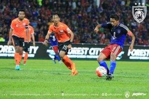 Analisis Perlumbaan JDT Dan Felda United Dalam Misi Menjuarai Liga Super 2016