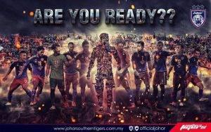 Bangkok United Menanti JDT Dalam Kelayakan Play Off AFC Champions League 2017