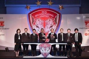 Siam Cement Group (SCG) Perbaharui Kontrak Penajaan Muangthong United Bernilai RM75.5 Juta