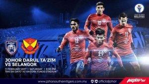 [PREVIU] Johor D.T vs Selangor : Apabila Dua Empayar Bertemu!