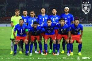 JDT Dan Felda United Harapan Malaysia Untuk Raih Slot Automatik AFC Champions League