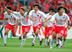 Korea Selatan 2002 : Kejayaan, Kegembiraan, Penghinaan Dan Tangisan