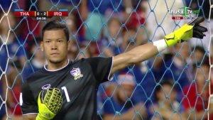 VIDEO: Punca Kawin Thamsatchanan Memilih Beraksi Sebagai Penjaga Gol