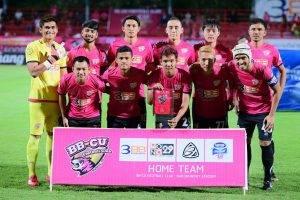 BBCU FC Menarik Diri Dari Thai League 2 Kerana Masalah Kewangan
