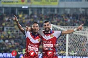 Liga Super 2017: Pahang 2-3 Kelantan