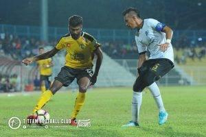 Liga Super 2017: T-Team 3-0 Perak