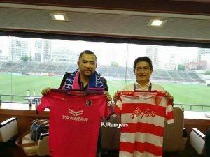 Petaling Jaya Rangers Jalinkan Kerjasama Dengan Cerezo Osaka