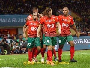 Highlight: Perlawanan Akhir Piala FA Pahang 2-3 Kedah