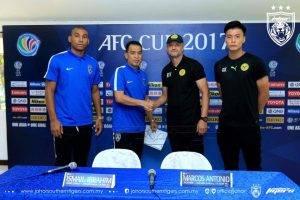 'Mental Game' Untuk Pemain Johor Darul Ta'zim – Pembantu Jurulatih, Ismail Ibrahim