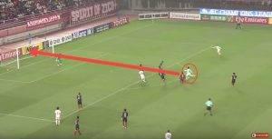 Gol Padu Teerasil Dangda Bertemu Kashima Antlers