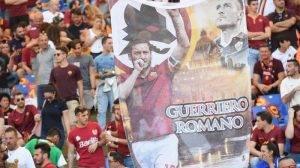 Tangisan Penyokong AS Roma Kepada Francesco Totti Selepas Tamat Perlawanan Terakhirnya