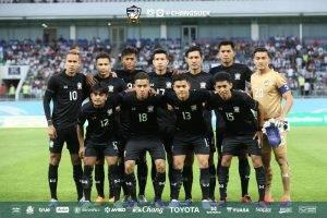 Uzbekistan tewaskan Thailand 0-2, Perlawanan Pertama Ketua Jurulatih Milovan Rajevac