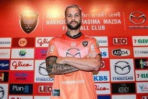 Paolo Rangel Sah Pemain Baru Nakhon Ratchasima FC Dalam Thai League 1
