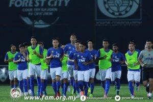 Impak Keputusan 3 Perlawanan Terhadap AFC MA Ranking Malaysia Julai 2017