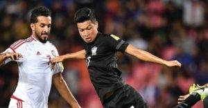 Kelayakan Piala Dunia 2018 Thailand 1-1 UAE (Video)