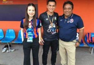 Kiatisuk Senamuang Dilantik Jurulatih Baru Kelab Thai League 1, Port FC