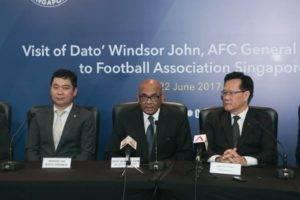AFC akan bantu baik pulih Liga Singapore