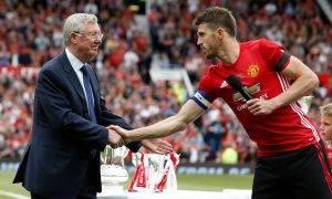 Carrick Testimonial : Manchester United 08 XI 2-2 Michael Carrick All Star XI