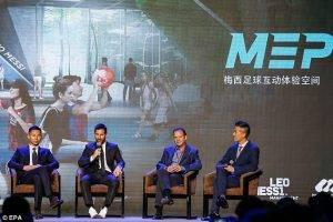 Taman tema Lionel Messi bakal dibuka pada tahun 2019