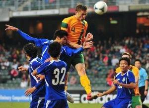 Bekas pertahanan skuad kebangsaan Australia sertai Felda United