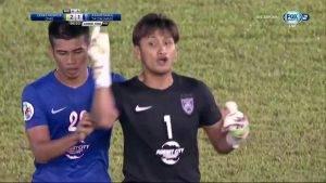 Penjaga gol JDT, Farizal bakal berdepan hukuman berat daripada AFC