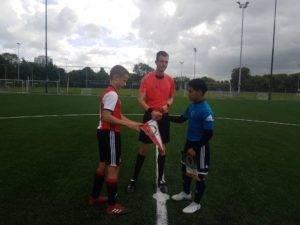 Anak buah Lim Teong Kim seri 2-2 dengan Feyenoord U15